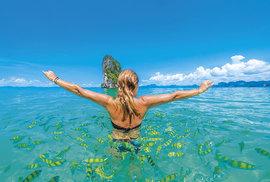 Pattaya: Oblast v Thajsku, kde se dá strávit dovolená jako v ráji