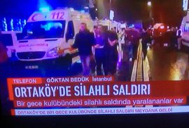 Istanbul hlásí útok