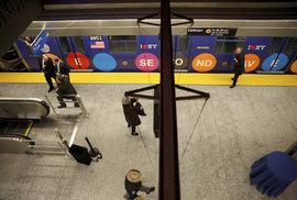 Newyorské metro: Dámy a pánové, začíná diktatura menšin!