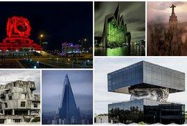 Domov vhodný pro superpadoucha? Podívejte se na 25 nejděsivějších staveb světa