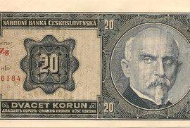 Alois Rašín na bankovce