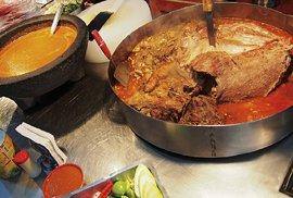 Kompletní recept na jídlo vám žádný taquero neprozradí