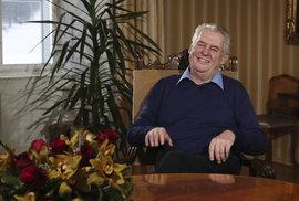 Část slibů Zemana o kampani se nemusí naplnit, soudí politolog