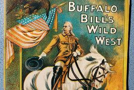 Když plukovník William F. Cody, alias Buffalo Bill, před sto lety (10. 1. 1917) zemřel, litovali jeho ztráty americký prezident Woodrow Wilson, britský král Jiří V. iněmecký císař Vilém. Ti všichni milovali jeho revui Wild West, velkolepou pohádku oDivokém západě, který už tou dobou vlastně neexistoval.
