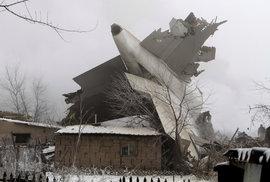 V Kyrgyzstánu havaroval turecký letoun