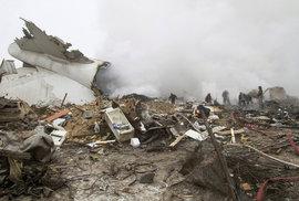 V Kyrgyzstánu havaroval turecký nákladní letoun. Je potvrzeno 32 mrtvých, včetně dětí
