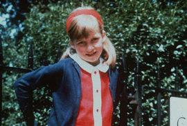 Diana byla prý v mládí stydlivá. Přesto tíhla k tanci a hudbě.