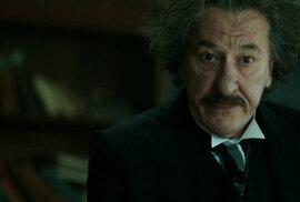 Génius Einstein. Seriál o slavném vědci natáčený v Česku se představuje v první ukázce