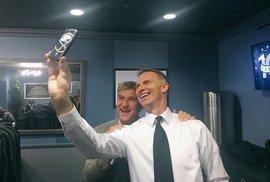 Dominik Hašek požádal Bobbyho Orra o společnou selfie