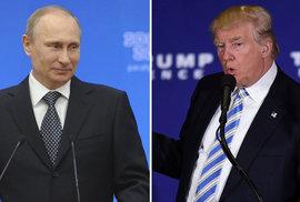 Putin vykáže z Ruska stovky amerických diplomatů. Jde o odvetu za tvrdé protiruské sankce