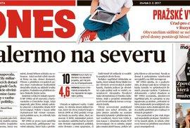 Proč byl dnes Babiš při čtení svých novin hodně smutný