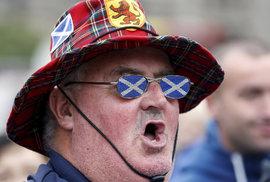 Skotové si brexit nepřáli