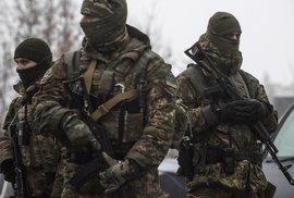 Rýsuje se příměří na Donbasu? V oblasti začalo další stahování ukrajinských a…