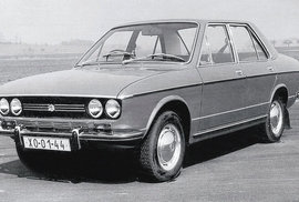 Škoda 720: Krásné socialistické auto, které mělo konkurovat BMW