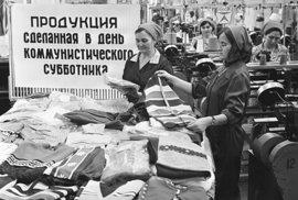 Na život v Sovětském svazu spousta Rusů nostalgicky vzpomíná.