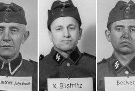Zločinci, kteří vraždili v Osvětimi. Podívejte se do očí lidem, kteří mají na…
