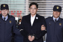 Miliardář a dědic konglomerátu Samsung půjde dřív z vězení. Soud zmírnil jeho trest