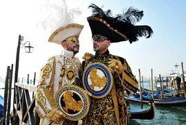 Karneval Benátky