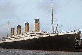 Titanic v barvě: Jak ve skutečnosti vypadala nejslavnější loď v historii lidstva?