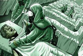 V Česku začíná komiksová revoluce. Projekt NANITS mění zažité pořádky a vyzkoušet si ho…