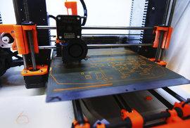 Domy, rakety i cévy, 3D tiskárny už umí vyrobit kde co. Zásadně mění svět kolem nás