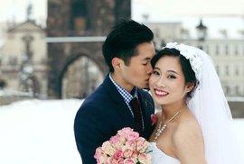 Prahu si oblíbili zahraniční svatebčané: Zhruba polovinu sňatků v hlavním městě…