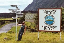 Nejodlehlejším místem světa je ostrov Tristan da Cunha. Všude je to tisíce kilometrů …