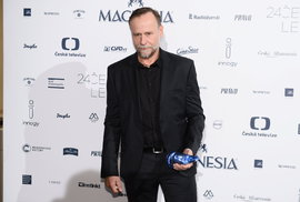 Karel Roden získal Českého lva za Nejlepší mužský herecký výkon v hlavní roli za film Masaryk.