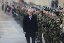 Prezidentem byl znovu zvolen Miloš Zeman. Podívejte se, kdy bude inaugurace a jak…