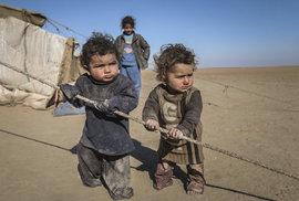 Ve válkách každoročně zemře více než sto tisíc kojenců, téměř půl miliardy dětí žije ve válečných oblastech