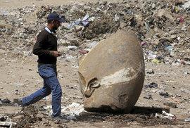 Egypt, archeologické vykopávky