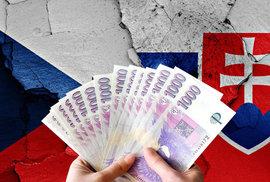 Češi jsou nejbohatší z východní Evropy a více než dvakrát bohatší ve srovnání se Slováky