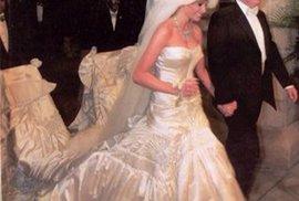 Svatba Donalda Trumpa s půvabnou Melanií stála rovný milion dolarů.
