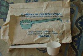Prvním sušeným kojeneckým mlékem byl v Československu Sunar.