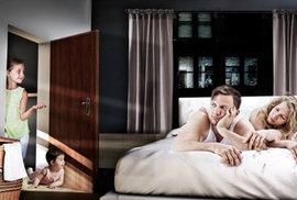Deník moderního fotra: Když dítě není doma, rodičům začíná mejdan