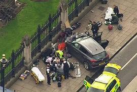 Teroristický útok v Londýně: Slovo islám znamená mír!