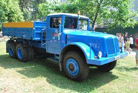 Tatra a její nejslavnější nákladní vozidla