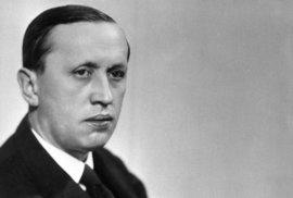 Karel Čapek: Masarykův literární tajemník, jehož jméno samo bylo v cizině českým kapitálem