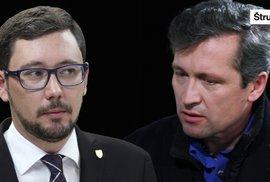 Ovčáček udělal Drahošovi skvělou reklamu, tvrdí komentátor Pečinka