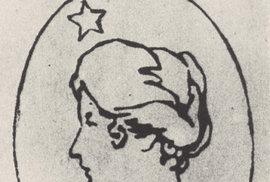 Pěticípá hvězda symbolizovala export na pět kontinentů