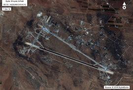 USA vyslaly na Sýrii raketový útok.