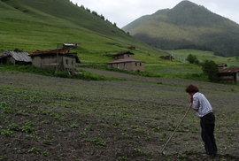 ČRA v Thušsku podporuje i řadu zemědělských projektů