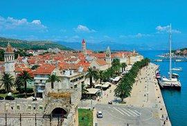 Hříšně krásný chorvatský Trogir láká romantiky a milovníky středověké architektury