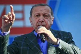 Turecký prezident Erdogan