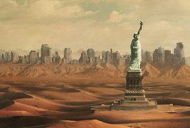 Umění rozpadu: Jak by vypadala Země po pádu civilizace?