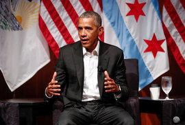 Barack Obama si důchod užívá.