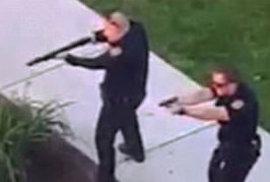 Policejní zásah v San Diegu