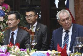 Nad majetkem čínské skupiny CEFC v Česku visí otazník. A taková to byla sláva