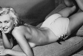 Modelka za 10 dolarů na hodinu: Podívejte se na zapomenuté snímky Marilyn Monroe