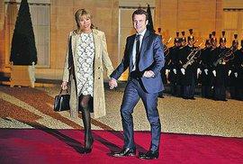 Emmanuel Macron se oženil se svou učitelkou.